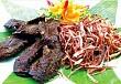 Món Ngon Núi Rừng Tây Bắc - Thịt Trâu Gác Bếp