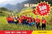 Tour Hà Nội - Nghĩa Lộ - Mù Cang Chải - Tú Lệ 2017 - 2 Ngày 1 Đêm