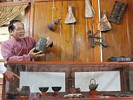 """Hòa Bình: """"Bảo tàng Di sản văn hóa Mường"""" – nơi lưu giữ không gian văn hóa và con người xứ Mường"""