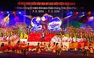 Phê Duyệt Kịch Bản Diễu Hành Kỷ Niệm 60 Năm Chiến Thắng Điện Biên Phủ