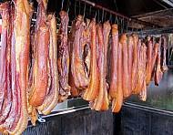 Thịt Lợn Hun Khói Tây Bắc