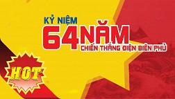 Kỷ niệm 64 năm chiến thằng Điện Biên Phủ: Hà Nội - Sơn La - Điện Biên 3N2Đ KH 11;18/05/2018