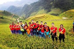 Tour Hà Nội - Tú Lệ - Mù Cang Chải - Nghĩa Lộ - Suối Giàng