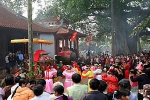 Điện Biên: Khai Hội Đền Hoàng Công Chất - Thành Bản Phủ