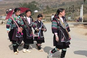 Phong Tục Cưới Hỏi Độc Đáo Của Người H'Mông