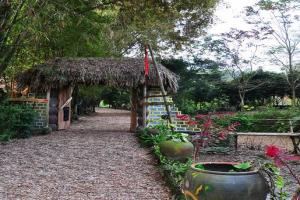 Resort Vịt Cổ Xanh (La Ferme Du Covert Resort) Hòa Bình
