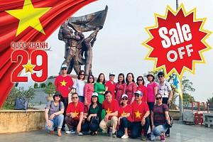 Tour Hà Nội - Sơn La - Điện Biên 3 Ngày 2 Đêm Khởi Hành 2/9/2018