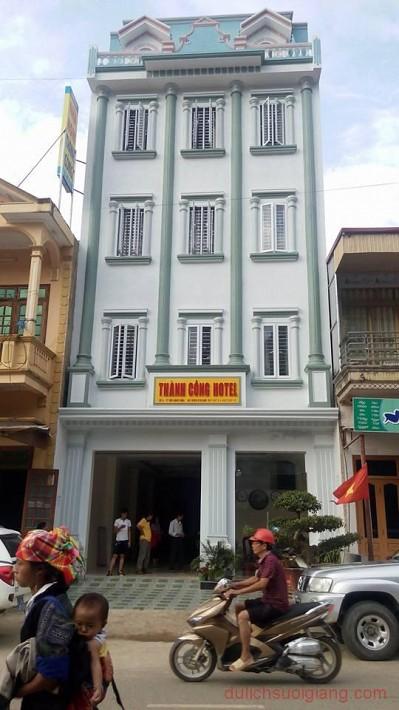 Khách Sạn Thành Công- Mù Cang Chải