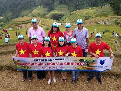 Tour Du Lịch Mù Cang Chải: Hà Nội - Mù Cang Chải