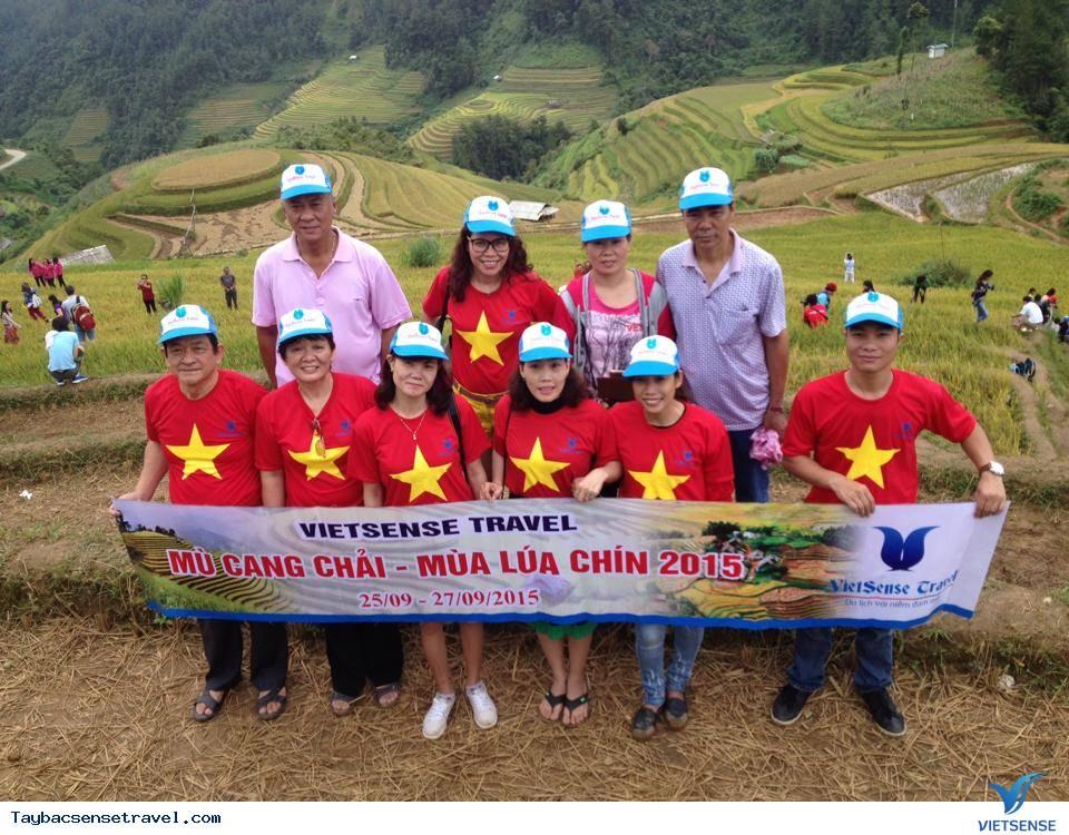 Tour Tây Bắc: Hà Nội - Mộc Châu Sơn La Điện Biên - Sa Pa - Mù Cang Chải - Nghĩa Lộ