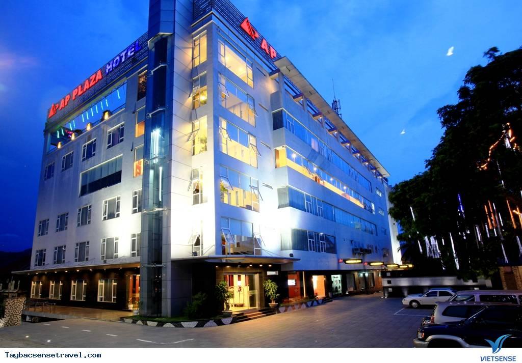 Ap Plaza Hotel Hoa Binh  Kh U00e1ch S U1ea1n Ap Plaza H U00f2a B U00ecnh