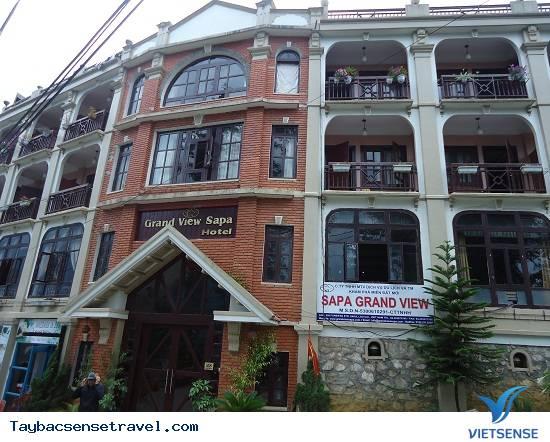Khach San Grand View Sapa, Khách Sạn Grand View Sapa